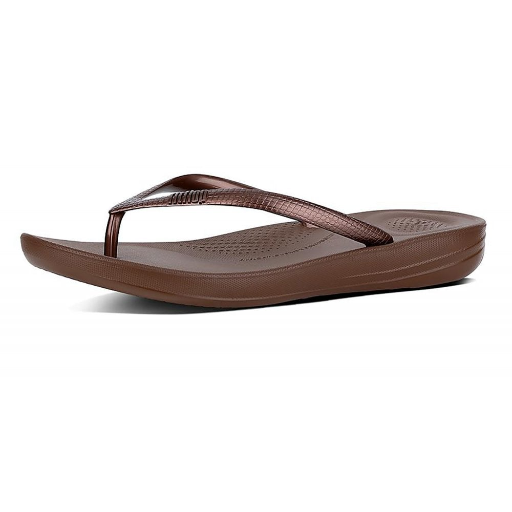 58581bfde Fitflop Iqushion Ergonomic Flip Flops - Womens from Westwoods ...