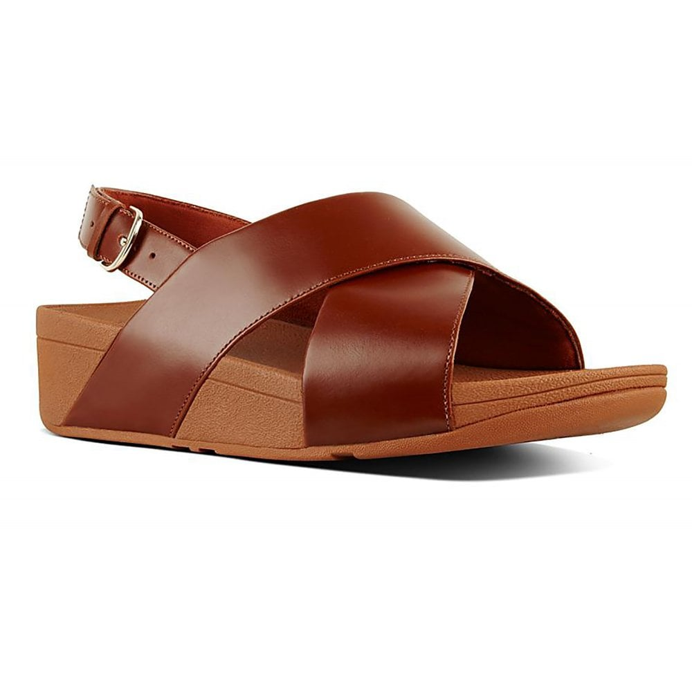 9a1fe5d03 Fitflop Lulu Cross Back Strap Sandals - Womens from Westwoods ...