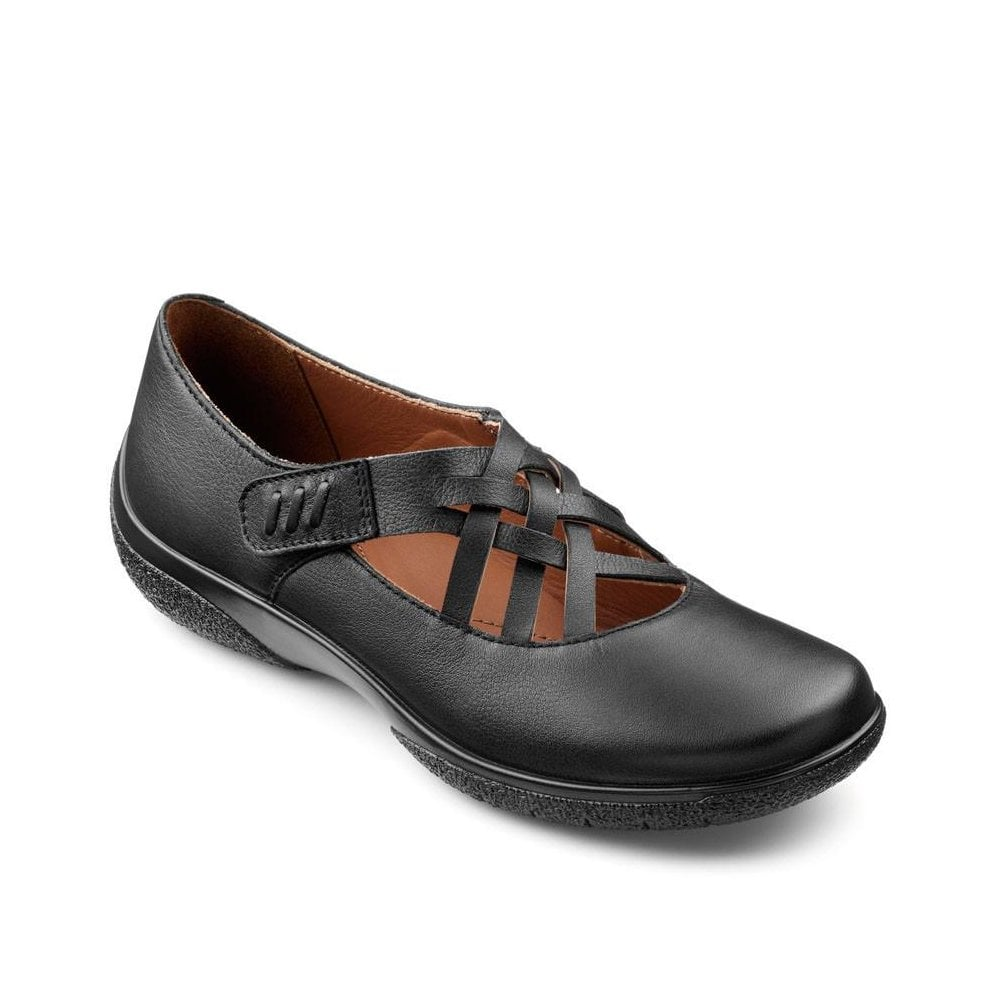 Hotter Leather Shoe - Womens from