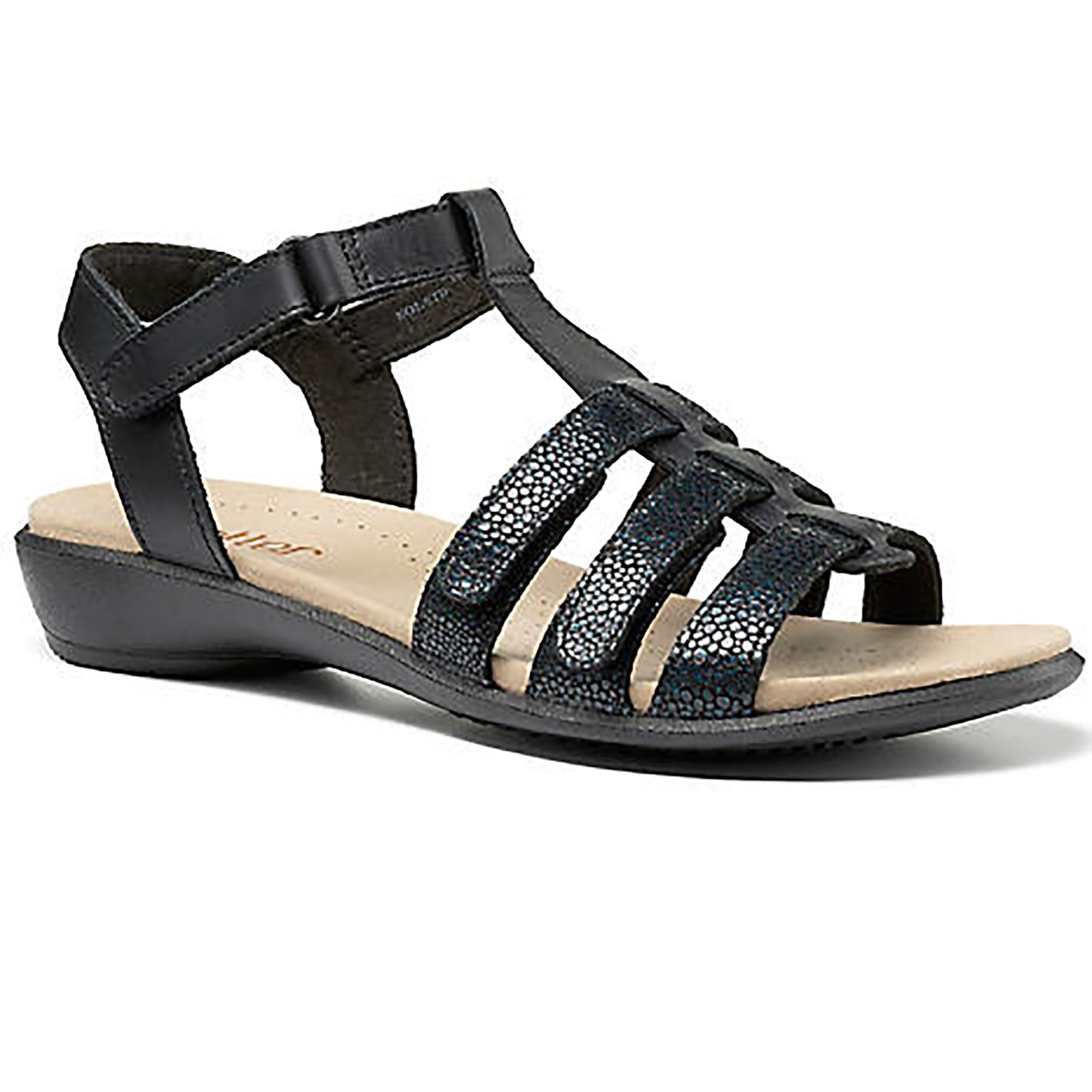 Hotter SOL EXF Wide Fit Sandal - Womens