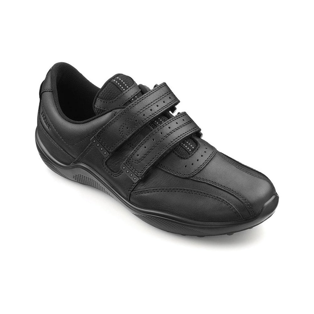 Hotter Velcro Fastening shoe - Mens
