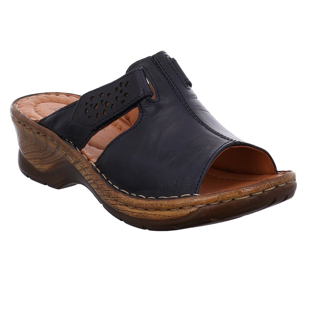 0b9acd33d33a3 Josef Seibel Leather Clog - Womens from Westwoods Footwear UK