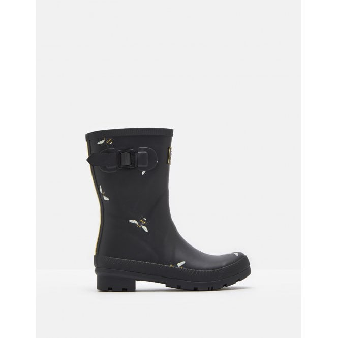 Joules Molly Welly BLKBOTB