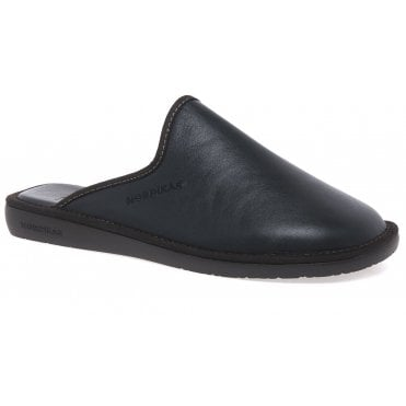 f012c8bc617a4 131 Mule Leather Slipper