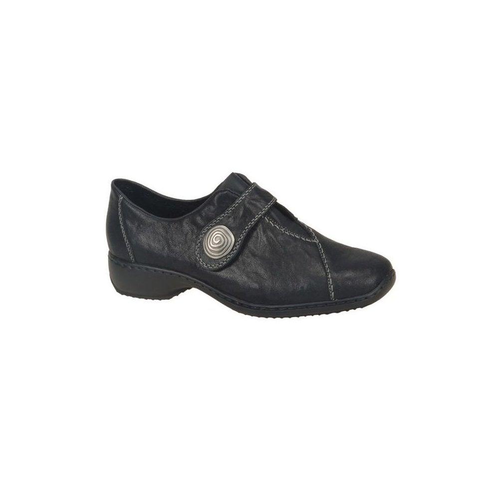 7aebdcaa9 Rieker Doro Velcro Shoe - Womens from Westwoods Footwear UK